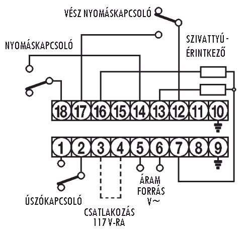 Sequencer-kapcsolasi-rajz
