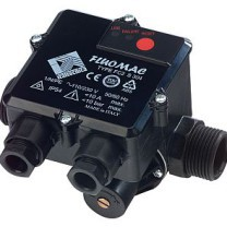 Electronic pump regulator Fluomac