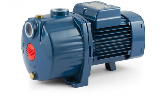 Multi-stage centrifugal self-prime pump pedrollo cp 1