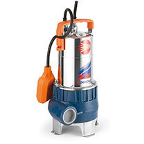 VORTEX Submersible pumps for very dirty water pedrollo zx