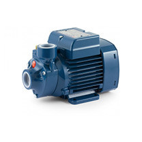 domestic pumps with peripheral impeller pedrollo PK