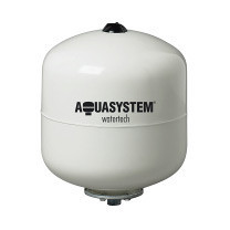 expansion vessel for solar heating system aquasystem