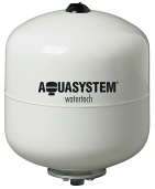expansion vessel for solar heating system aquasystem